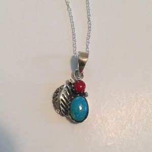 💕💕Sterling Silver Pendant Necklace
